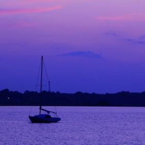 Sunset at Brittlebank Park2_1