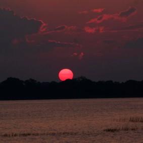 Sunset at Brittlebank Park_1